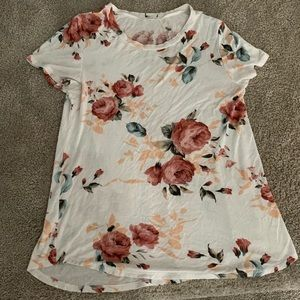 12PM by Mon Ami Floral Shirt